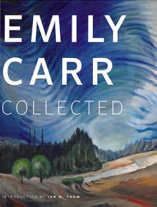 Emily Carr collecting travel memories